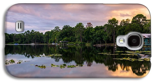 Old House Photographs Galaxy S4 Cases - Boat House Galaxy S4 Case by Clay Townsend