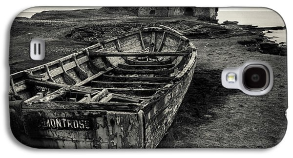 Boddin Point Wreck Galaxy S4 Case by Dave Bowman
