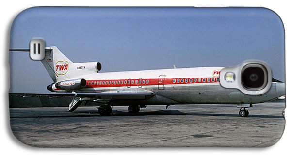 Boeing 727-031 Trans World Airlines Twa N856tw Galaxy S4 Case by Wernher Krutein