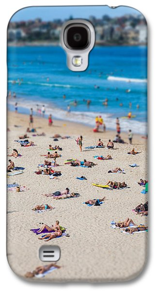 Bondi People Galaxy S4 Case by Az Jackson