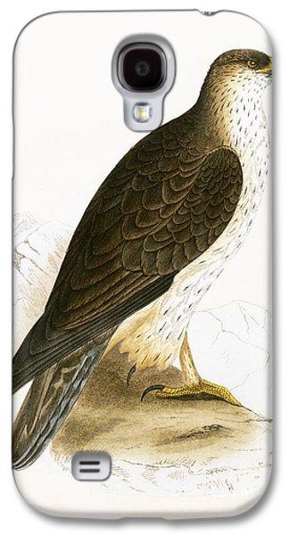Bonelli's Eagle Galaxy S4 Case by English School