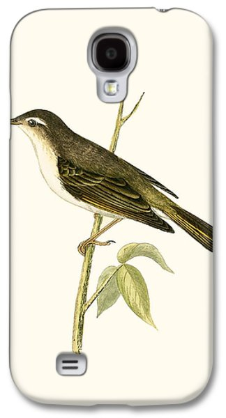 Bonelli's Warbler Galaxy S4 Case by English School