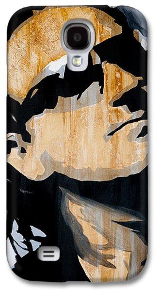 Bono Galaxy S4 Cases - Bono Galaxy S4 Case by Brad Jensen