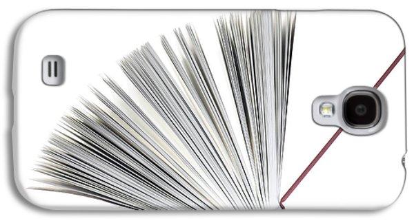 Book Galaxy S4 Case by Frank Tschakert
