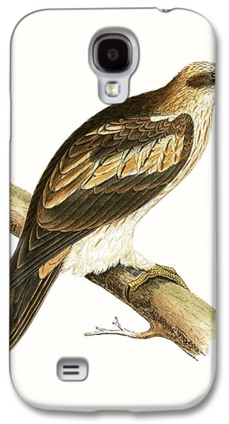 Booted Eagle Galaxy S4 Case by English School