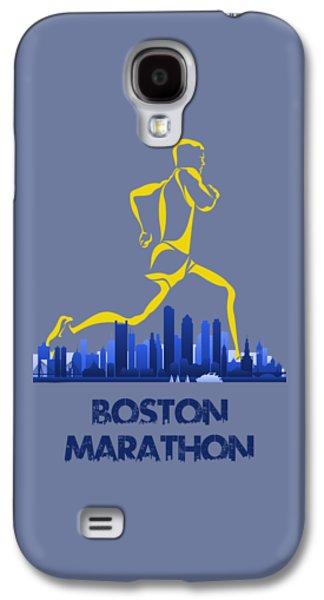 Boston Marathon5 Galaxy S4 Case by Joe Hamilton