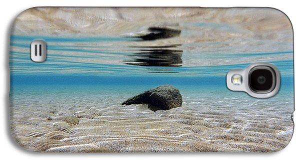 California Beach Art Galaxy S4 Cases - Bottom Rock Galaxy S4 Case by Dan Holm