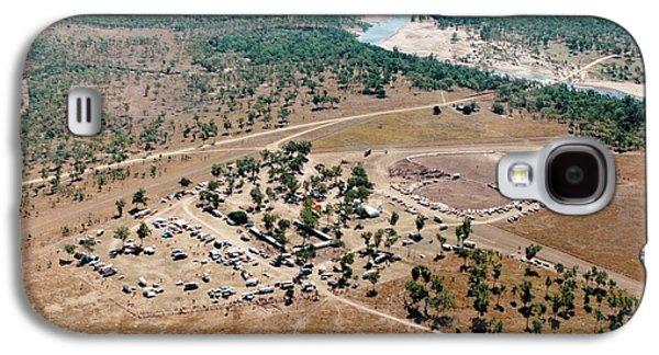 Vicki Ferrari Photography Photographs Galaxy S4 Cases - Bowen River Rodeo Australia Galaxy S4 Case by Vicki Ferrari