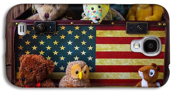 Box Full Of Bears Galaxy S4 Case by Garry Gay