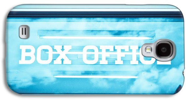 Sports Artist Galaxy S4 Cases - Box office Galaxy S4 Case by Tom Gowanlock