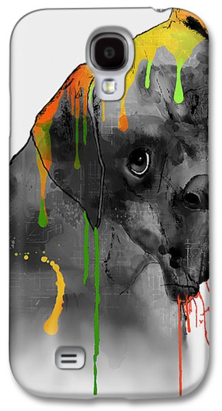 Boxer Galaxy S4 Cases - Boxer Galaxy S4 Case by Marlene Watson