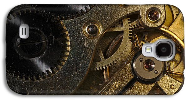 Mechanism Galaxy S4 Cases - Brass Hearted Galaxy S4 Case by Angelo DeVal
