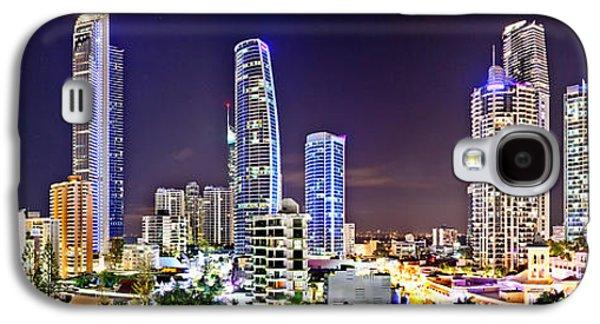 Miami Photographs Galaxy S4 Cases - Breaking Dawn Galaxy S4 Case by Az Jackson