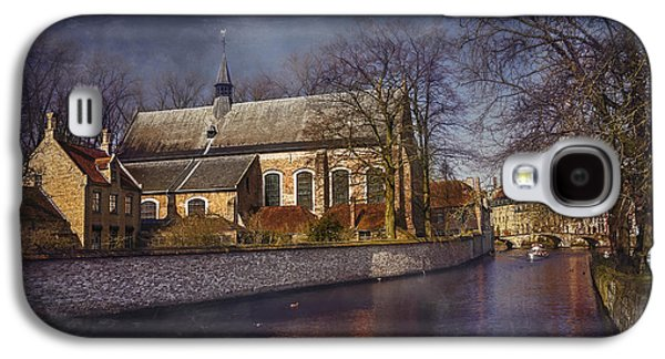 Sun Galaxy S4 Cases - Breathtaking Bruges Galaxy S4 Case by Carol Japp