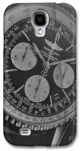 Breitling Chronometer Galaxy S4 Case by David Bearden