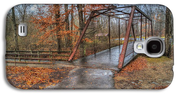 Bridge From The Past Galaxy S4 Case by Wendell Thompson