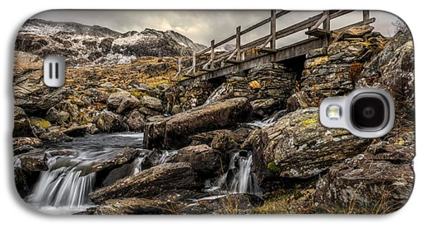 Bridge To Moutains Galaxy S4 Case by Adrian Evans