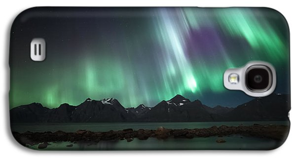 Norway Galaxy S4 Cases - Bright Galaxy S4 Case by Tor-Ivar Naess