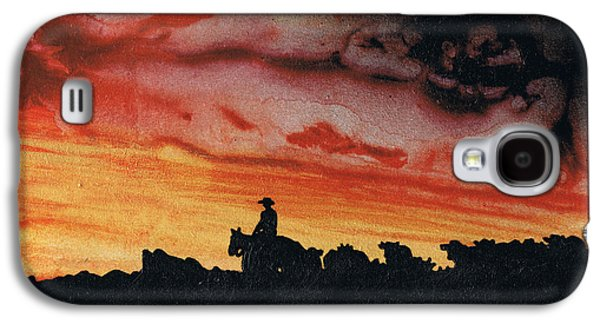 Bringing Them Home Galaxy S4 Case by Stacey Austin