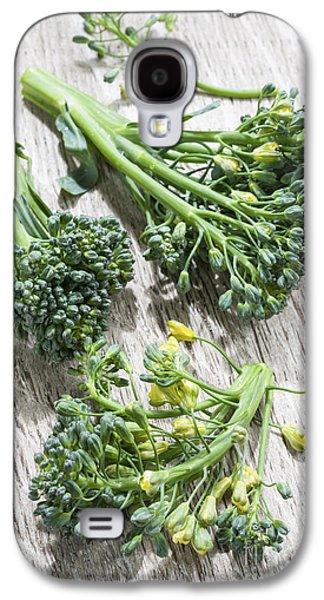Broccoli Florets Galaxy S4 Case by Elena Elisseeva