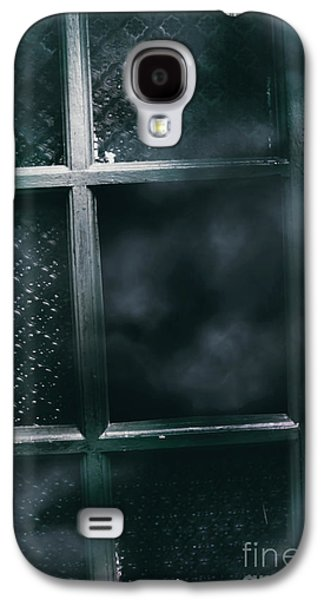 Broken Doors With Hollow Holes Galaxy S4 Case by Jorgo Photography - Wall Art Gallery