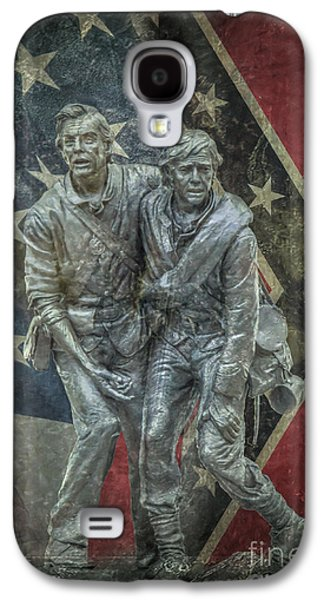 Brothers To The End Galaxy S4 Case by Randy Steele