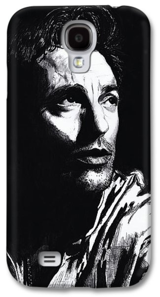 Bruce Galaxy S4 Case by Mary Anne Hjelmfelt