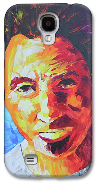 Bruce Springsteen Galaxy S4 Case by Robert Kirsch
