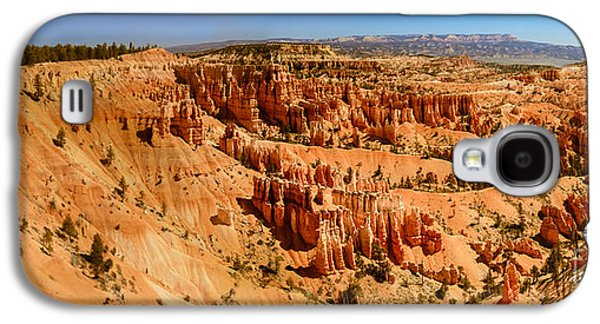 Haybale Galaxy S4 Cases - Bryce Canyon National Park Galaxy S4 Case by Robert Bales