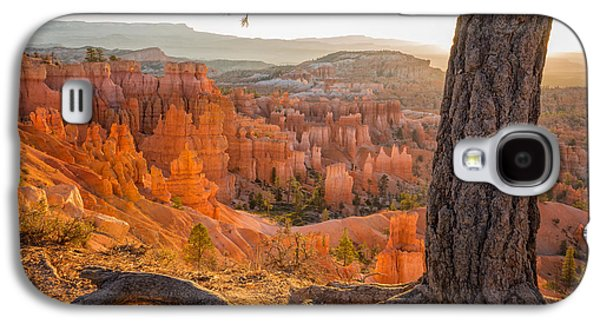 Bryce Canyon National Park Sunrise 2 - Utah Galaxy S4 Case by Brian Harig