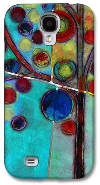 Abstract Realism Digital Art Galaxy S4 Cases - Bubble Tree - 7546l2 Galaxy S4 Case by Variance Collections