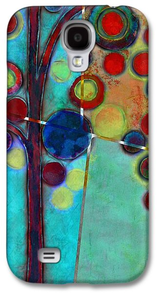 Abstract Realism Digital Art Galaxy S4 Cases - Bubble Tree - 7546r2 Galaxy S4 Case by Variance Collections