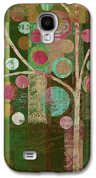 Bubble Tree - 85lc16-j678888 Galaxy S4 Case by Variance Collections