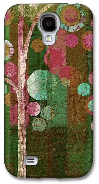 Bubbles Galaxy S4 Cases - Bubble Tree - 85rc16-j678888 Galaxy S4 Case by Variance Collections