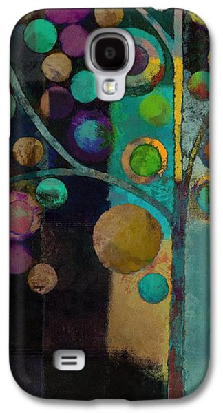 Abstract Realism Digital Art Galaxy S4 Cases - Bubble Tree - j122129155lv11 Galaxy S4 Case by Variance Collections