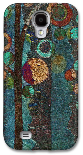 Variance Collections Galaxy S4 Cases - Bubble Tree - spc02bt05 - Right Galaxy S4 Case by Variance Collections
