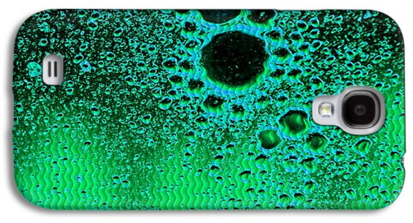 Abstract Digital Pastels Galaxy S4 Cases - Bubbliana Catus 1 no 6 H b Galaxy S4 Case by Gert J Rheeders