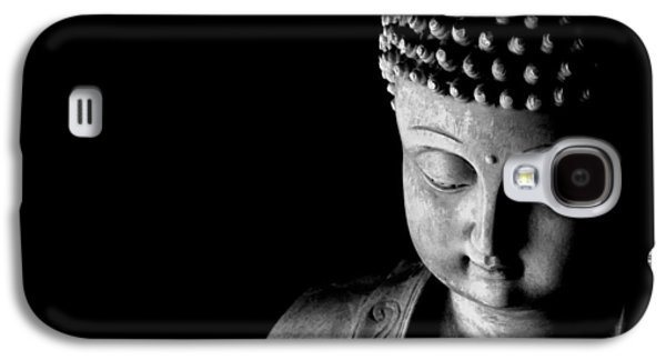 Inner Peace Galaxy S4 Cases - Buddha Galaxy S4 Case by Anthony Citro