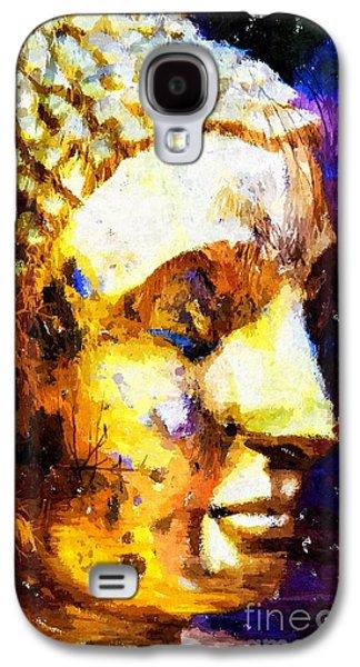 Buddha Immersion Galaxy S4 Case by Khalil Houri