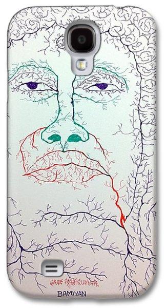 Siddharta Galaxy S4 Cases - Buddha in Watershed Galaxy S4 Case by RajKumar Gade