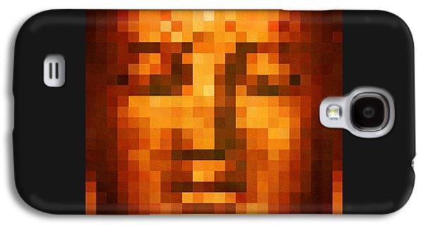 Buddha Galaxy S4 Case by Art Spectrum