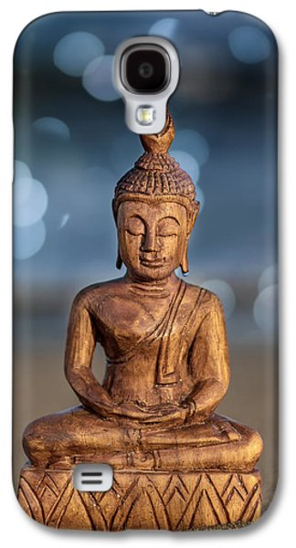 Buddha  Galaxy S4 Case by Stelios Kleanthous