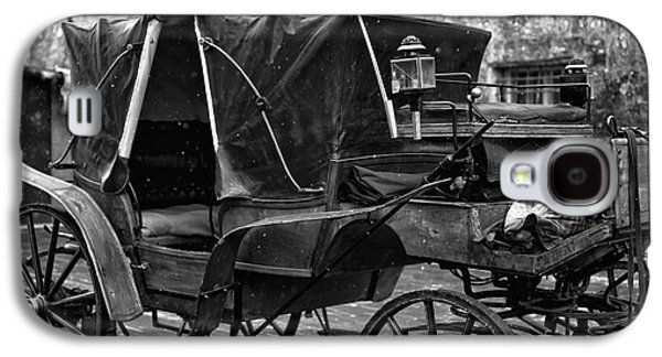 Horse And Buggy Galaxy S4 Cases - Buggy in Salzburg Galaxy S4 Case by John Rizzuto