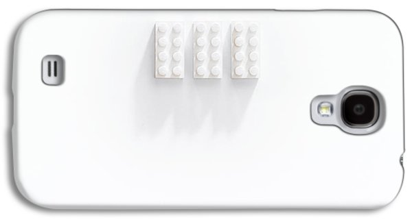 Builidng Blocks Galaxy S4 Case by Scott Norris