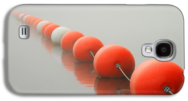 Bouys Galaxy S4 Cases - Buoy Line Galaxy S4 Case by Karol  Livote