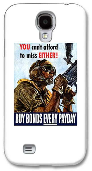 Fighters Digital Art Galaxy S4 Cases - Buy Bonds Every Payday Galaxy S4 Case by War Is Hell Store