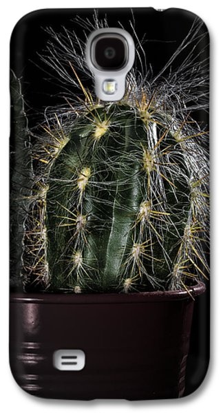 Photographs Galaxy S4 Cases - Cactus 01 Galaxy S4 Case by Edgar Laureano