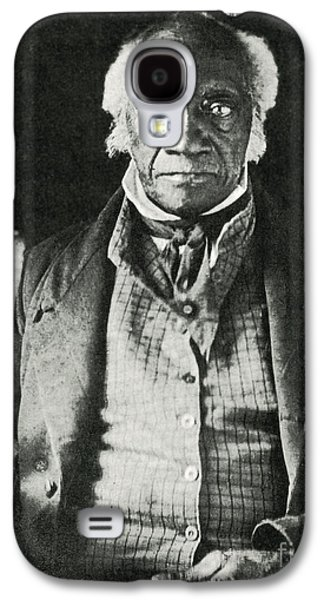 Slaves Galaxy S4 Cases - Caesar, Last Slave In New York Galaxy S4 Case by Photo Researchers