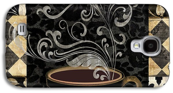 Cafe Noir I Galaxy S4 Case by Mindy Sommers