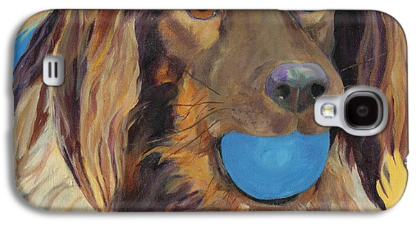 Caleigh Galaxy S4 Case by Pat Saunders-White